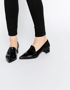 Warehouse Pointed Heeled Loafer