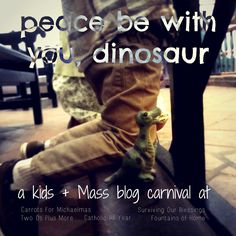 Catholic All Year: Peace Be With You, Dinosaur: Age Appropriate Goals for Mass Behavior