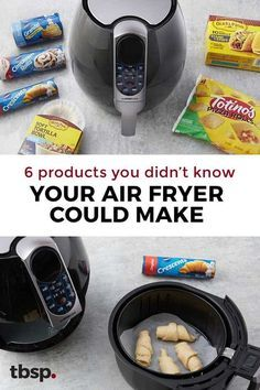 Hit your New Year's health goals with diet friendly air frying If you aren't already familiar with the magic that is the air fryer, stop right there—these recipes will have you online shopping for one real quick. Air Fryer Oven Recipes, Air Fryer Dinner Recipes, Power Air Fryer Recipes, Power Airfryer Xl Recipes, Recipes Dinner, Avocado Toast, Cooking Tips, Cooking Recipes, Healthy Recipes