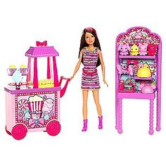 Barbie Sisters Amusement Park Set-- stupid Babs, I can't believe I want this soo badly!