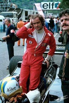 Gunnar Nilsson, Lotus78, Monaco Grand Prix (1977).