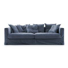 LE GRAND AIR Soffa, Mörkblå, Decotique