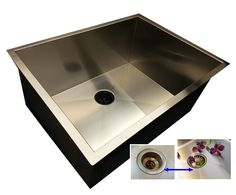 "UltraClean 22"" Sink SS0SNN"
