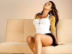 Alicia Machado is an actress, TV show host, singer and former Miss Universe.