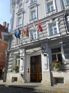 Hotel Telegraaf - Tallinn Estonia | Effortlessly Excessive