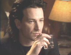 """""""One"""" music video. Who hurt Bono and where can I find them. I promise I just want to talk. The Unforgettable Fire, Achtung Baby, Paul Hewson, Irish Rock, Larry Mullen Jr, Bono U2, Fairytale Dress, My Favorite Music, Cool Bands"""