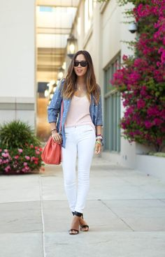 Spring Fashion: Check out the key denim pieces for spring and the trendiest ways to wear them!