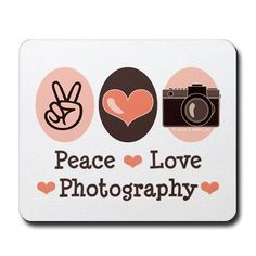 I want this on a camera bag, shirt, and key chain. :)