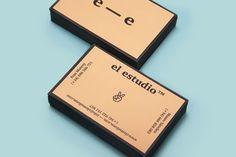 business cards / designed byel estudio™