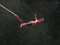 The Rising Popularity of Bungee Jumping in India  Over the last few years, bungee jumping in India has gained a lot of popularity among masses. There are several places where experts organize the adventure sport while taking care of all the safety measure as well as promoting the sport. When performed carefully and under professional guidance, bungee jumping can provide an exhilarating experience.  #365hops, #bungeejumping, #bungeejumpinginindia