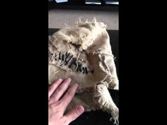 Scarecrow Mask - How I Made Mine! (batman Begins, Scarecrow, Halloween, Costume)   How To Save Money And Do It Yourself!