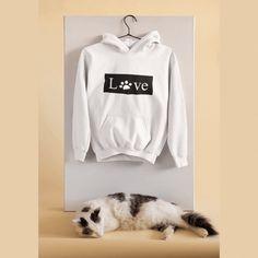 Znajdziesz u nas także coś dla miłośników kotów. Są wśród nas miłośnicy kotów? #cat #bluza #moda Nasa, Adidas Jacket, Athletic, Sweatshirts, Sweaters, Jackets, Fashion, Down Jackets, Moda