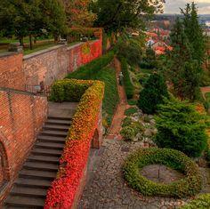 Gardens, Prague Castle