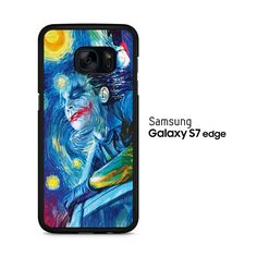 Joker Starry Night Samsung Galaxy S7 Edge Case