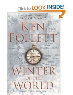Booktopia has Winter of the World, The Century Trilogy : Book 2 by Ken Follett. Buy a discounted Hardcover of Winter of the World online from Australia's leading online bookstore. I Love Books, Great Books, Books To Read, My Books, Ken Follett, Historical Fiction, Reading Lists, Reading Nooks, Book Worms