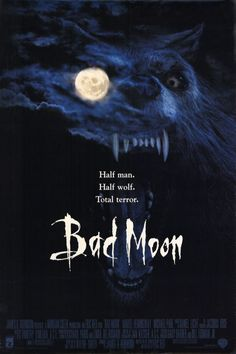 Bad Moon (1996) Horror Movie Posters, Horror Movies, Comedy Movies, Mariel Hemingway, Moon Hd, Scary Movies, Good Movies, Scary Scary, Image Internet
