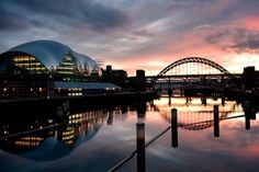 The Quayside - Newcastle Upon Tyne