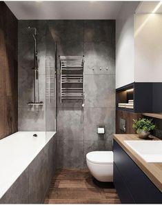 23 Clever DIY Christmas Decoration Ideas By Crafty Panda Man Bathroom, Modern Bathroom, Master Bathroom, Bad Inspiration, Bathroom Inspiration, Bathroom Design Small, Bathroom Interior Design, Bathroom Designs, Home Room Design