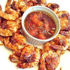 レシピとお料理がひらめくSnapDish - 5件のもぐもぐ - Spicy prawn by ジョジョ