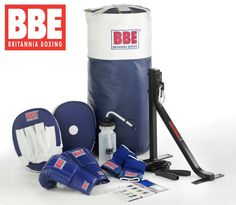 BBE Boxing WOW 8 Piece Boxing Set