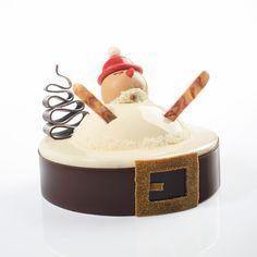 Bûche de Noël 2015, Christophe Roussel