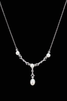 freshwater pearl masterpiece necklace