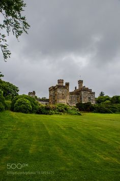 Popular on 500px : Lews Castle by chriswtaylor