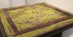 Waterloo Diorama Celle (Special 28mm Miniature!) - Page1 Waterloo 1815, Battle Of Waterloo, Lead Adventure, 28mm Miniatures, Military Diorama, Warhammer Fantasy, Napoleonic Wars, Toy Soldiers, Miniture Things
