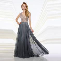 >> Click to Buy << 2016 Stunning Design Chiffon A Line V Neck Tank Floor Length Party Dresses Formal Mother Of The Bride Dress Vestidos De Festa #Affiliate