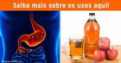 Além de fazer bem para a saúde, o vinagre de maçã pode ser usado também como produto natural para limpeza, higiene, beleza e no preparo de alimentos. http://portuguese.mercola.com/sites/articles/archive/2016/12/27/aplicacoes-vinagre-de-maca.aspx