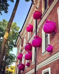 Public Art, Urban Art, Street Art, Survival, Pink, Snail, Pictures, Instagram, City Art