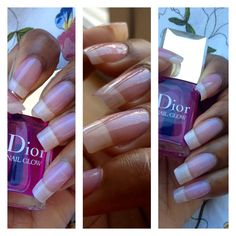 glow nails | Dior Nail Glow - review by {Stylishly Lived} | Nail ...