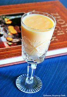 Kulinarne Inspiracje Futki: Ajerkoniak luksusowy