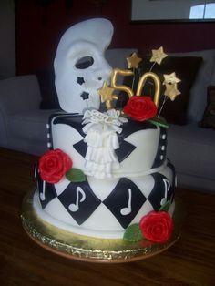 Phantom Cake