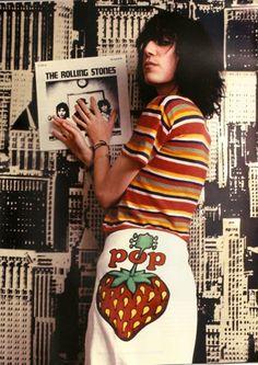 Street Style Before Street Style: Patti Smith.