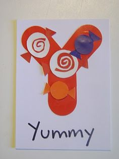 Little Family Fun: Y is for YUMMY