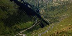Roadtrip Furkapas Zwitserland met TomTom