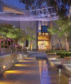 South Coast Plaza in Costa Mesa, CA