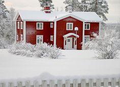 Swedish house.