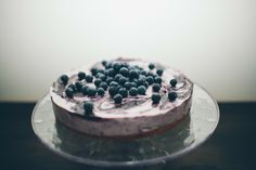 """You Me Naturally: BLUEBERRY """"CHEESE"""" CAKE"""