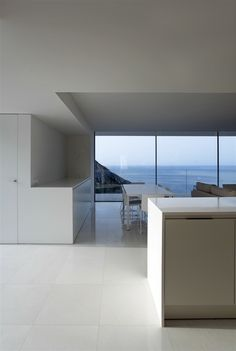 Perfekt Alt House Design #kitchen #white #minimal #interior #architecture