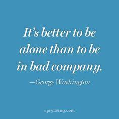 George Washington #quote  spryliving.com