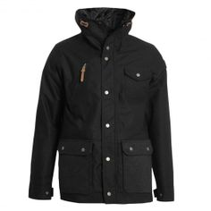 Element Bunkport Jacket black manteau hommes 175,00 € #element #elementskate #elementskateboard #manteau #blouson #jacket #veste #skate #skateboard #skateboarding #streetshop #skateshop @PLAY Skateshop