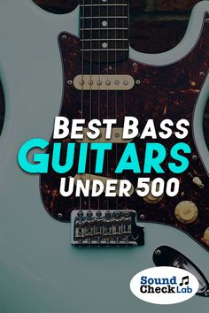 One of the most common musical instruments present in bands nowadays is the bass guitar. In fact, bass guitars are already used . Guitar Reviews, Guitar Books, Learn Something New Everyday, Digital Piano, Never Stop Learning, Acoustic Guitar, Musical Instruments, Musicals, Sound Music