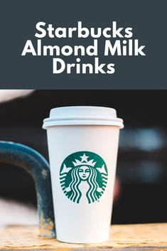 The good news is that Starbucks now offers a myriad of options of beverages that you can have with almond milk. Every fitness enthusiast and vegan is aware of the health benefits of this nut milk. Besides the fact that almond milk is plant-based and, it tastes incredibly good which can enhance the overall taste of your drinks too. It adds a nutty undertone as well as creamy texture to your Starbucks drinks. #coffee #almondmilk Coffee Cream, Coffee Type, Black Coffee, Types Of Coffee Beans, Different Types Of Coffee, Acquired Taste, Coffee Accessories, Coffee Spoon, Coffee Drinkers
