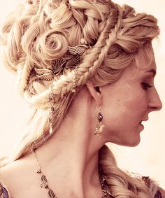 Spartacus: Blood and Sand - Ilithyia