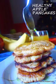 healthy recipes, quick and easy recipes and crafts, Greek Recipes, Easy Recipes, Healthy Recipes, Quick Easy Meals, Pancakes, Favorite Recipes, Apple, Breakfast, Sweet