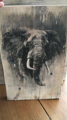 Elephant, Animals, Paintings, Animaux, Animal, Animales, Elephants, Animais