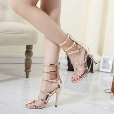 Shoespie Strappy and Buckles Dress Sandals Chaussure, Des Sandales De  Gladiateurs, Sandales Habillées, fa61ca311f67