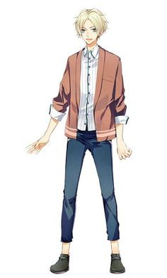 Tsukiuta The animation.  Aoi is my favorite character